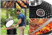 Dp - Kamado Smoker Bbq Charcoal Barbecue Grill