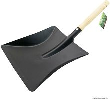 Dp - New Metal Digging Shovel Gardening Snow Spade