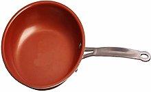 Dpsyszd Frying Pan 360 Copper Nonstick Frying Pan
