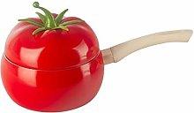 Dpsyszd Frying Pan Fruit Tomato Shape Frying Pan