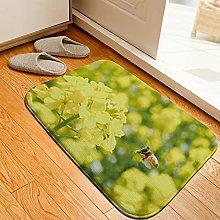 DQLREW Floor Mat Printing Entrance Doormat Scenic