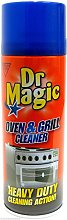 Dr Magic Oven and Grill Cleaner, Aluminum, Red,