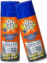 Dr Magic Oven & Grill Cleaner 390ml (4 Cans)
