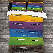 DRAGON VINES 4 bedding cover set twin XL sheet
