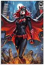 DRAGON VINES Batwoman Comics Hero Modern