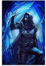 DRAGON VINES Destiny 2 Dark Hunter Shadow Watcher