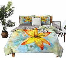 DRAGON VINES double bed Home textile Artistic