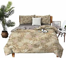 DRAGON VINES double bed Home textile Daisies