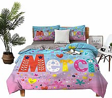 DRAGON VINES double bed Home textile French Quote