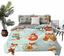 DRAGON VINES double bed Home textile Fun
