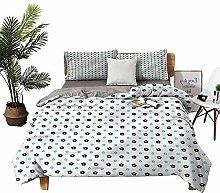 DRAGON VINES double bed Home textile Ornamental
