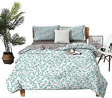 DRAGON VINES double bed Home textile Pattern with