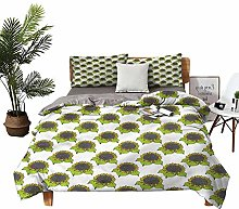 DRAGON VINES double bed Home textile Spring