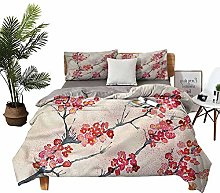 DRAGON VINES double bed Home textile Vintage