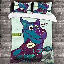 DRAGON VINES Four-piece bedding bed clothes All