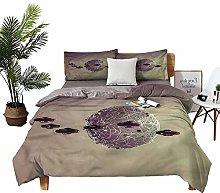 DRAGON VINES Home Textile Series bedding Fiction