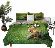DRAGON VINES Home Textile Series bedding Fox with