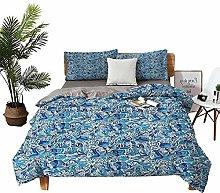 DRAGON VINES Home Textile Series bedding Middle