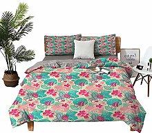 DRAGON VINES Home Textile Series bedding Retro