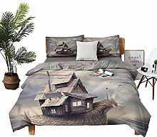 DRAGON VINES Home Textile Series bedding Snail