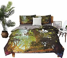 DRAGON VINES Home Textile Series bedding Spring