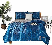 DRAGON VINES Home Textile Series bedding Winter