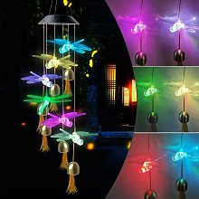 Dragonfly Bell Wind Chimes Dragonfly Wind Chimes