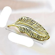 Dragonfly/Butterfly Shape Brass Door Knobs