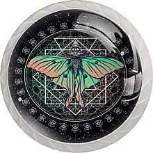 Dragonfly Cabinet Door Knobs Handles Pulls