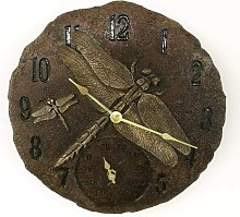 Dragonfly Clock_Thermometer