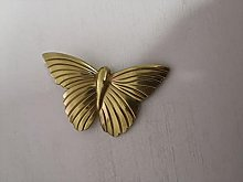 Dragonfly Shape/ Brass Knobs Cupboard Pulls Drawer