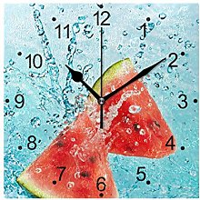 DragonSwordlinsu COOSUN Watermelon And Wall Clock