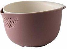 Drain Basket Kitchen Silicone Colander Food Filter