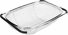Drain Basket Stainless Steel Kitchen Sink Drainer
