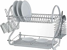 Drain Rack Kitchen Dish Drying Rack Holder Plates