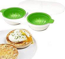 Draining Egg Boiler, Eggs Poacher Cup