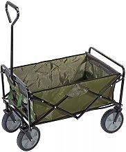 Draper 02138 Folding Wheeled Garden Fishing