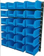 Draper 06797 Storage Bin Set (24 Pieces)