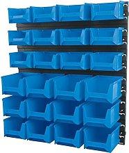 Draper 06798 Storage Bin Set (24 Pieces)