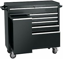 Draper 14546 42' Roller Tool Cabinet With Side