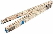 Draper 20703 Folding Wood Rule