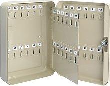 Draper 48 Hook Lockable Heavy Duty Key Cabinet -