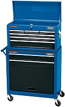 Draper 51177 2 Drawer Roller Tool Cabinet and 5