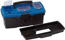 Draper 53875 315mm Tool/Organiser Box with Tote