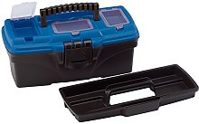 Draper 53875 Tool Organiser Box with Tote Tray,