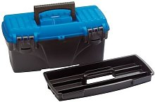 Draper 53876 400mm Tool/Organiser Box with Tote