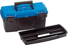 Draper 53876 Tool Organiser Box with Tote Tray,