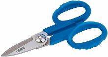 DRAPER 54957 - Electricians Scissors (140mm)