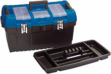 Draper 564mm Large Tool Box with Tote Tray (53887)