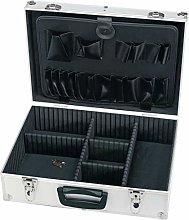 Draper 85743 Aluminium Tool Case, Silver